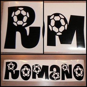 Romano Voetbal stijl