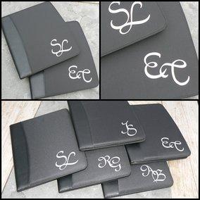 Mappen met initialen
