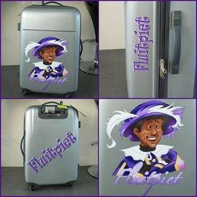Koffer van Fluitpiet